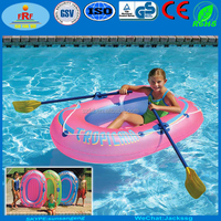 PVC Inflatable Boat with Paddles