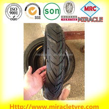China Manufacturer Singapore Motorcycle Tire 80/90-14