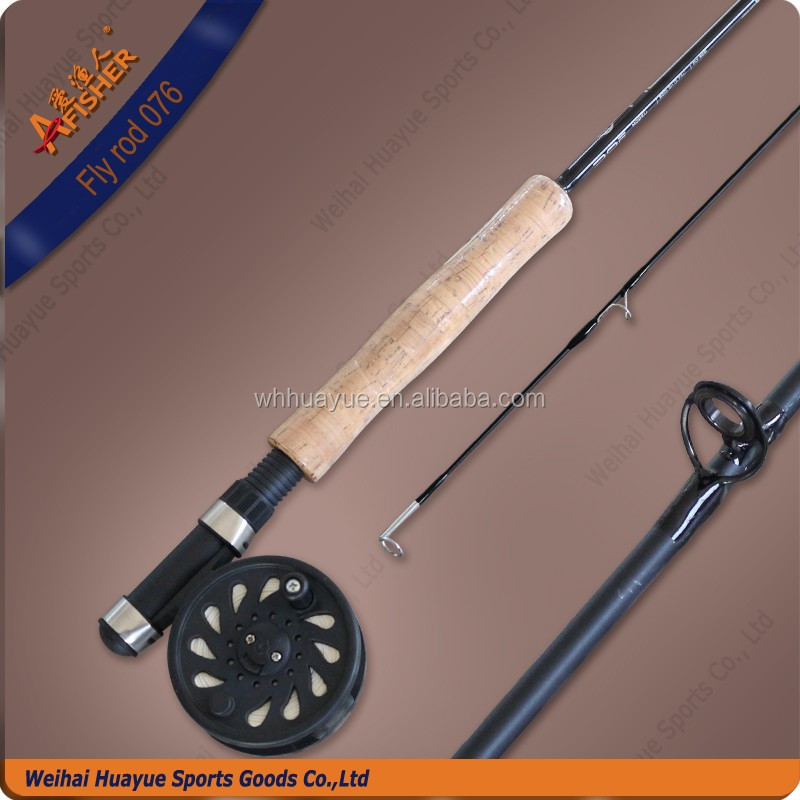 Wholesale China 2 section fly rod - fly rod 076