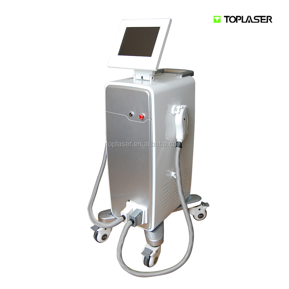 Toplaser SHR IPL Hair Removal Machine Facial Spot Removal