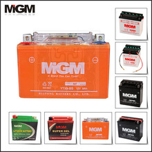 Factory YTX9-BS motorcycle battery ,gel battery