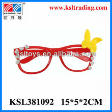 Promotional toy children plastic toy glasses
