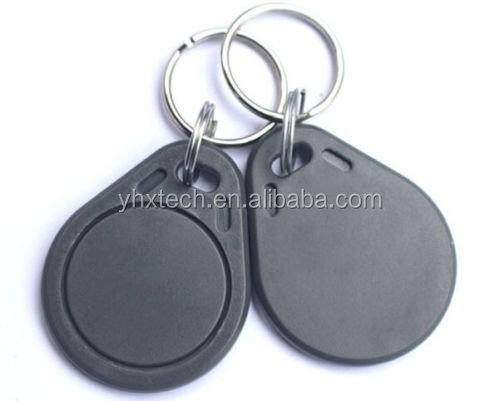 Wholesale ABS Material Custom RFID Keyfob / NFC Key Fobs