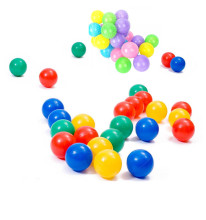 Crush Resistant Plastic Ball Pit Balls Plastic Soft Play Balls
