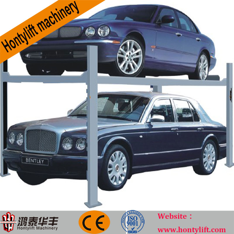 China supplier offer CE four post auto car lift rubber pad