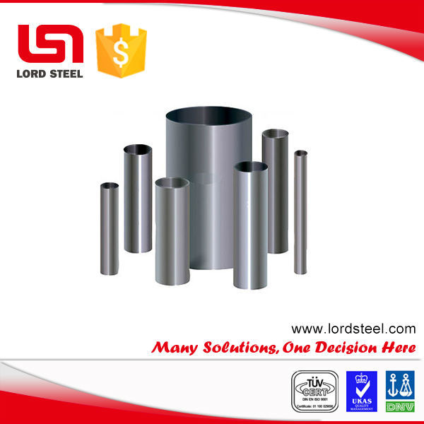 High quality ASTM B337 welded titanium pipe price