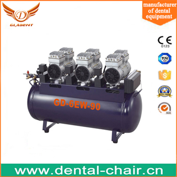 Foshan shan best dental air compressor 90L 30 L 35L
