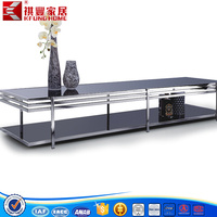 modern tempered glass tv stand tv unit