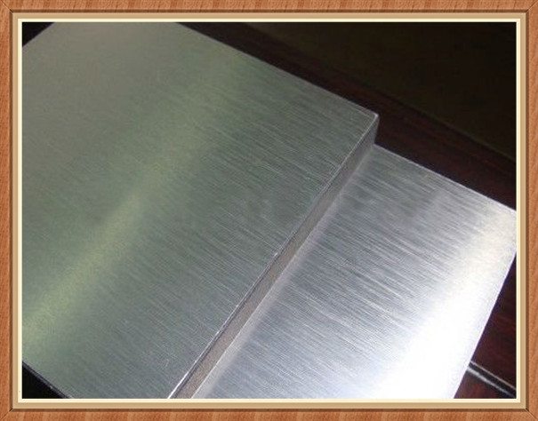 Metallic Aluminum High Pressure Laminate Sheet