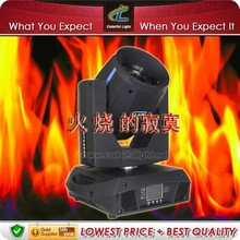China DJ mini spot beam moving head light Stage beam light