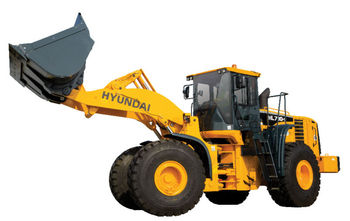 High quality Genuine Hyundai Wheel Loader Spare Parts