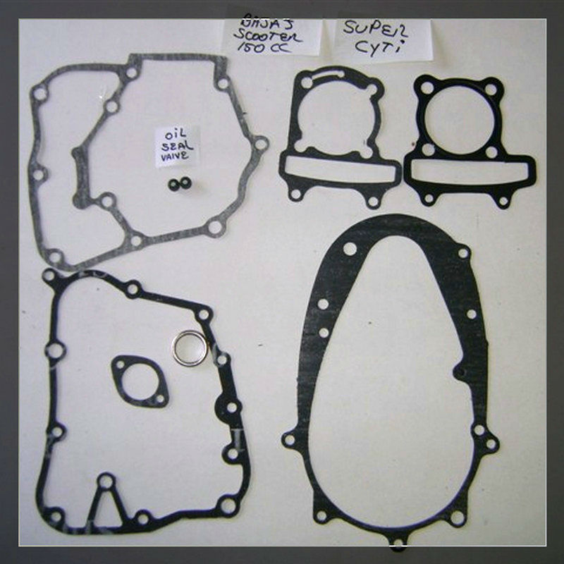 Complete Gasket Set For CG250cc Water-cooled ATV,Dirt bike & Go Kart