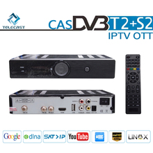 Satellite Receiver Cloud ibox DVB-S2 IPTV