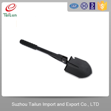 High Quality 50Mn Qenched Chinese Multi-functions Military Shovel With High Rigidity40-45Degree