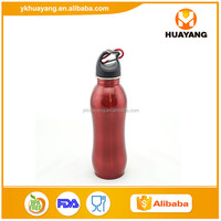 Classic Single Wall Drinking Bottle for Water