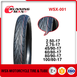 Discount Motorcycle Tires Free Shipping 100/80-17 Scooter Mud Tyre