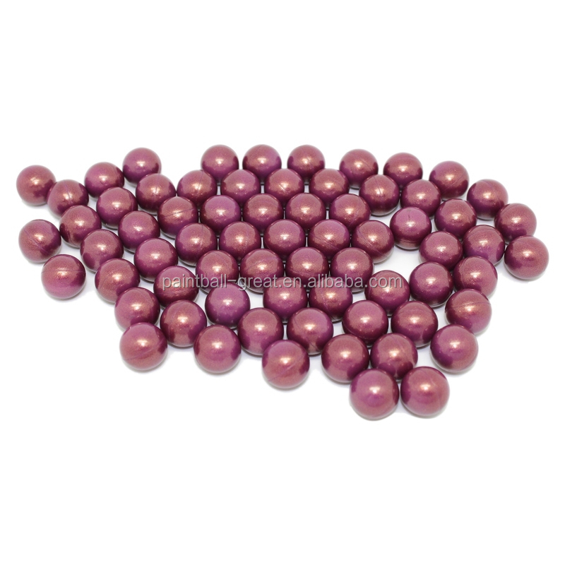 2000 pcs/box 0.68 inch paintball,PEG paint ball balls,coloful paintball bullet