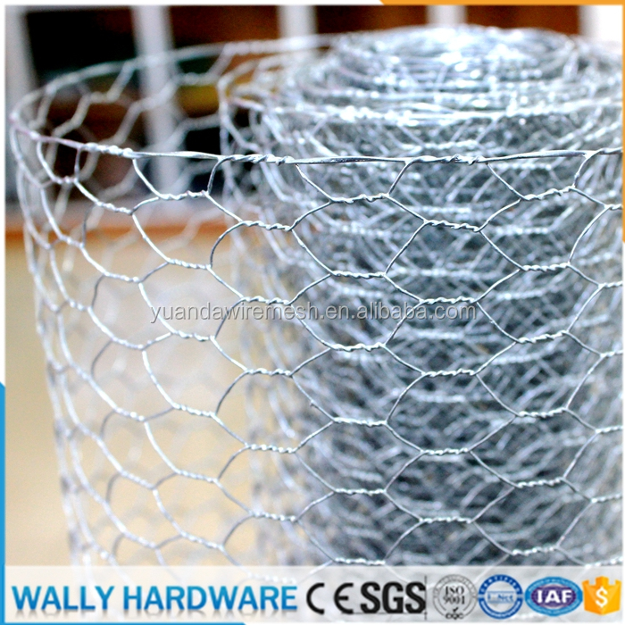 cheap low price high best quality 1/4 1/2 3/4 5/8 1 3/2 2 3 4 inch resistant galvanized hexagonal chicken coop wire netting mesh