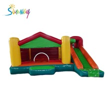 inflatable bouncer slide combo,inflatable combo game for sale