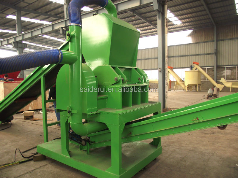 Multi Purpose Rasper (MPR)/ secondary crusher/fine chopper granulator machine