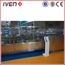 Plastic bottle blow vertical form fill seal machine