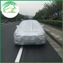 High Performance 170T Silver Polyester Protector Car Cover