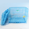 foldable wire mesh dog crate manufacturer in China