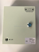 Metal case 60w 12v 5A power supply for CCTV