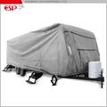 Waterproof 3 Layers Nonwoven Fabric Travel Trailer Caravan Motorhome RV Cover