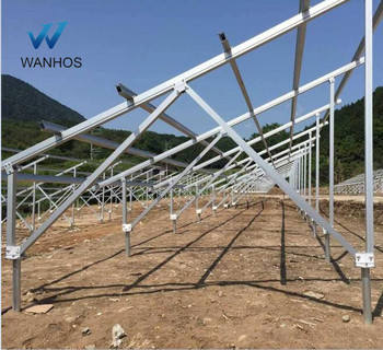 Ground Screw Anchor Ground Screw Pile/ground Solar Mounting System