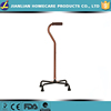 Medical convenient aluminium walking cane JL931/931L