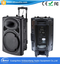 China factory sales high end active big audio speakers 15 inch S-15