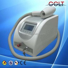 Cheap beauty machine in China tattoo removal nd yag long pulse 1024 532nm nd yag laser free ships