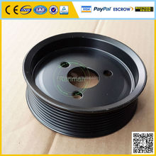 ISF2.8/3.8 Double V Belt Cast Iron Pulley