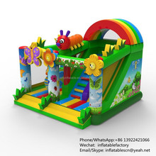 PK Inflatable Kids Climbing Game Commercial Inflatable Slide For Amusement Park