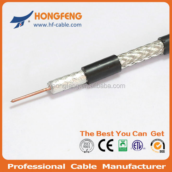 Manufacturer Of Competitive Price 75 ohm Cable RG6/<strong>U</strong>