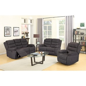 high quality home sofa set design modern design cheap furniture Leather recliner Sofa Set