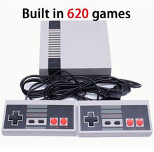 Classical Mini Reminiscent Game Console PXPPVP TV Game Console Built-in 620 Classic Games Clone