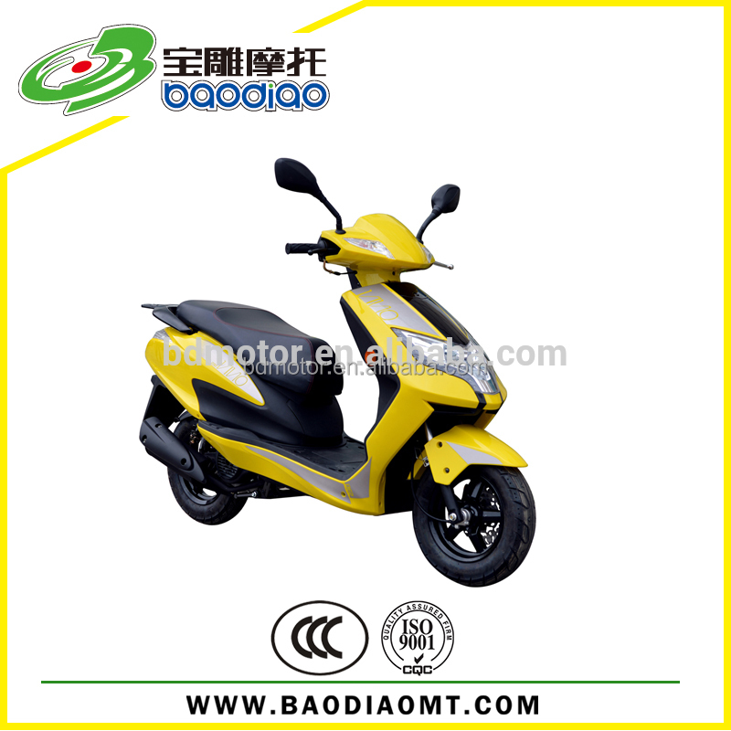 JIangsu Baodiao Gas Scooters Motor Scooter China Cheap Motorcycle 80cc For Sale China Motorcycles Manufacture Supply Directly