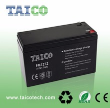Manufacture Sealed Lead Acid Battery 12v 7.2ah Ups Battery 12v7.2ah/20hr