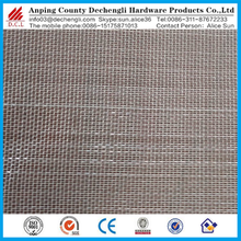 wholesale plastic anti hail and insect net mesh plant covers