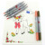 Assorted colors dual tips children use water color pen