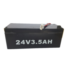 24v3.5ah sealed lead acid battery for electric door window