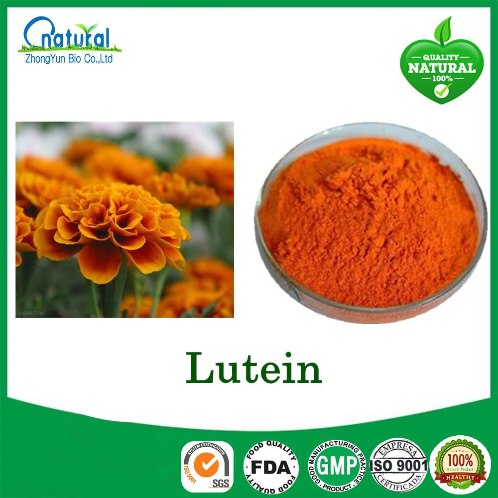 Natural Lutein Powder For Eye Health