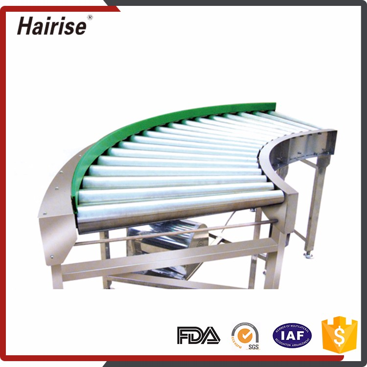 stainless steel wire mesh cooling Plastic Roller Conveyor Roller