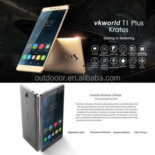 VKworld T1 Plus Kratos 16GB Smart Phone