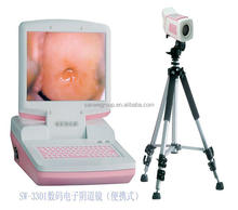 hd portable digital electronic colposcope,portable Electronic power digital video Colposcope