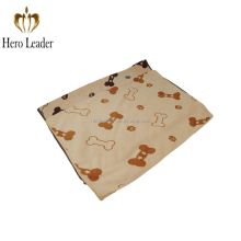 Microfiber printed pet towel,dog towel/cloth,drying towel for pet