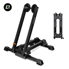 ROCKBROS High Quality Portable MTB Mountain Bike Display Rack Foldable Road Bicycle Parking Rack