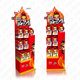 New Hot Selling Products Car Battery Audio Accessories Model Display Rack
